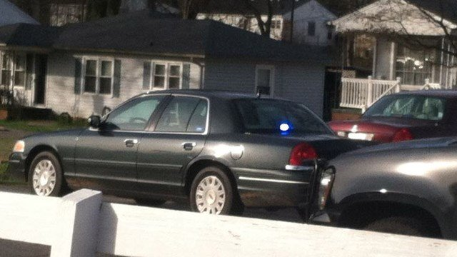 Deputies investigate deadly shooting on South McDuffie Street Extension. (FOX Carolina)