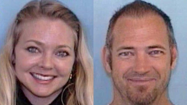 "Cristie Schoen Codd, 38, and her husband Joseph ""JT"" Codd (Source: BCSO)"