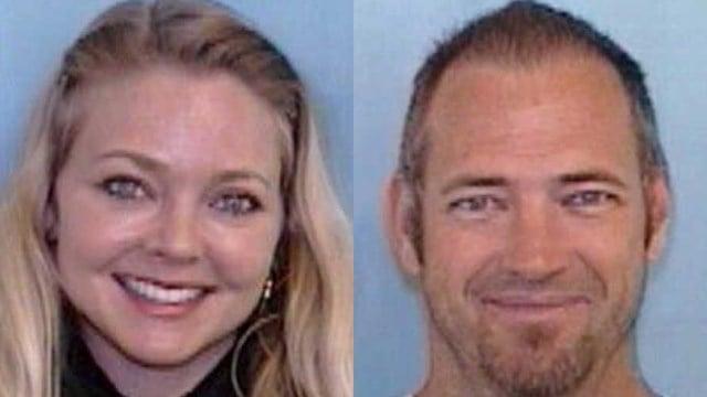 "Cristie Schoen Codd, 38, and her husband Joseph ""JT"" Codd (Source: BCSO)"