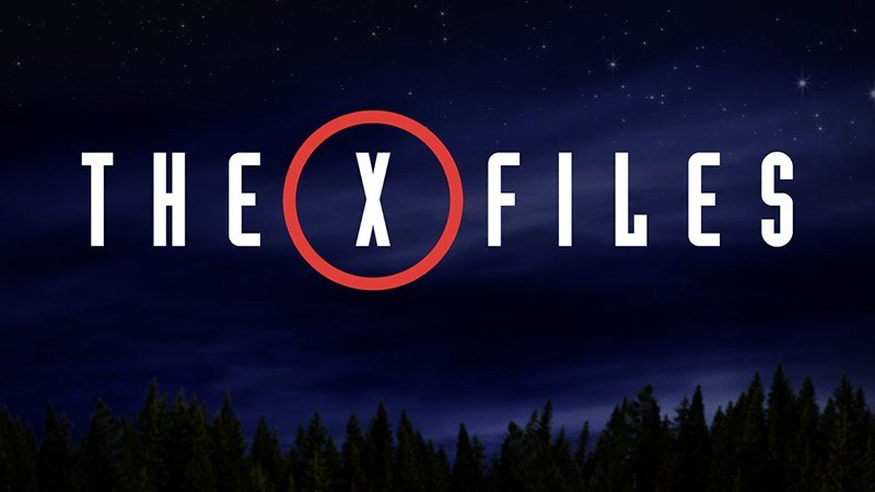 'The X-Files' logo (Courtesy: FOX.com)