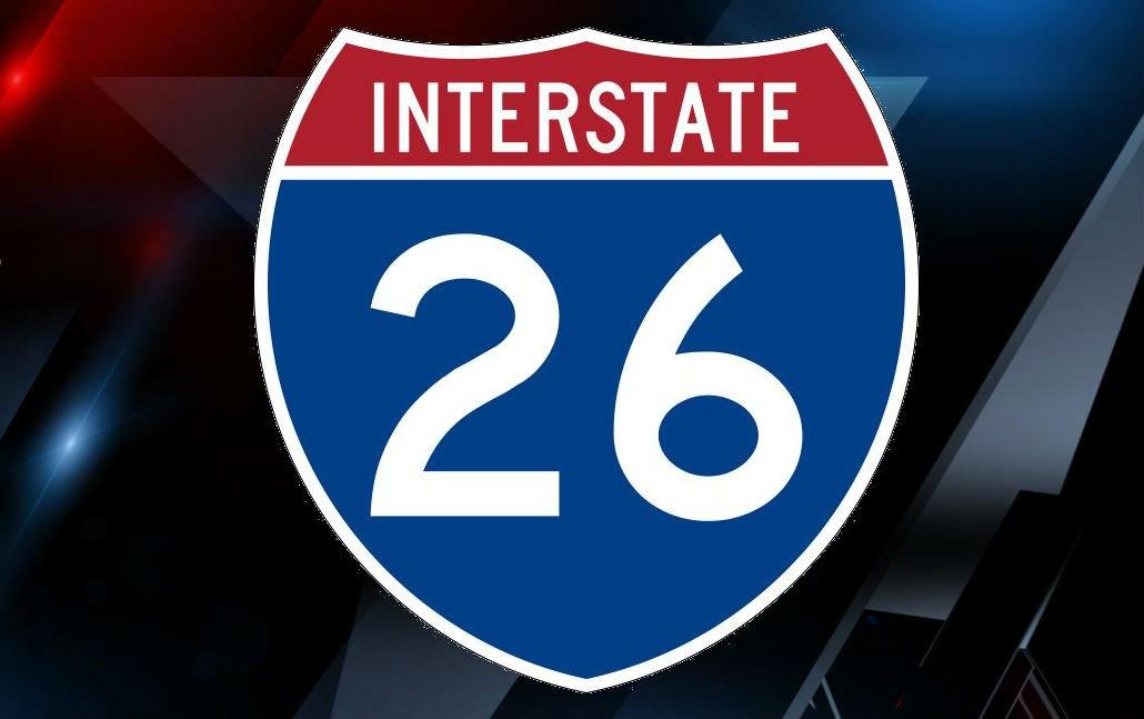 I-26 sign