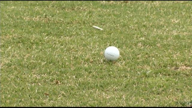 Golf ball on a golf course (FOX Carolina/ File)