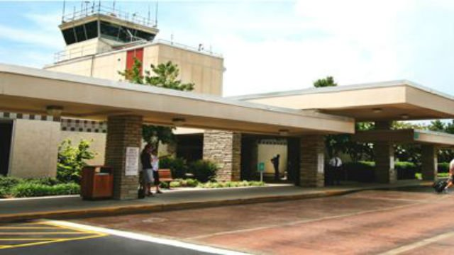 Asheville Regional Airport (Courtesy: Flyavl.com)