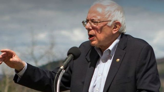 Sen. Bernie Sanders (I, VT) (Courtesy: Berniesanders.com)