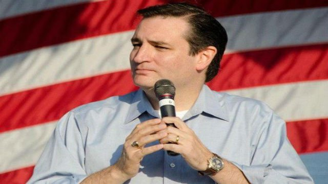 Sen. Ted Cruz (R, TX) (Courtesy: tedcruz.org)