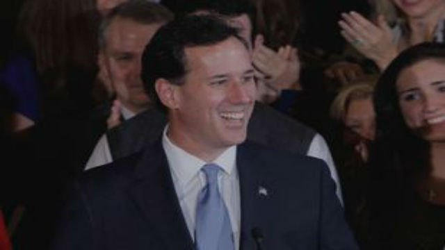Rick Santorum (Courtesy: ricksantorum.com)