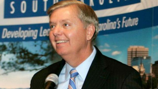 Lindsey Graham (R, SC) (File)