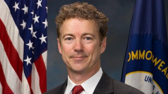 Rand Paul (Source: www.paul.senate.gov/)