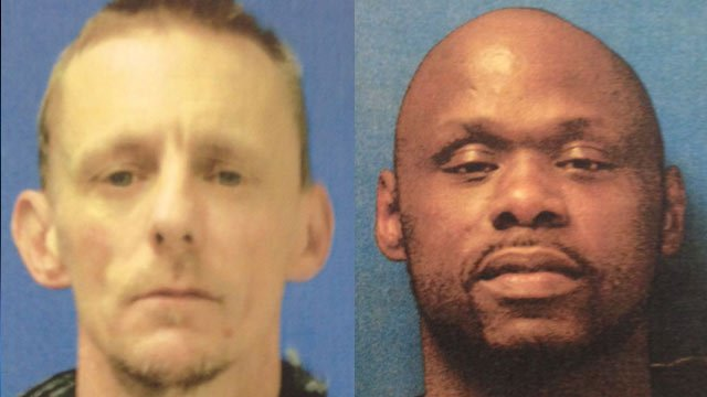 Donald Creswell (L) and Steven Parker (Source: CCSO)