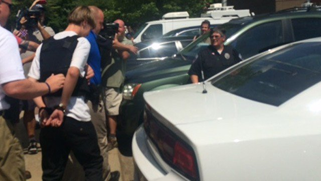 Charleston church shooting suspect goes before judge fox carolina 21 june 18 2015fox carolina malvernweather Images