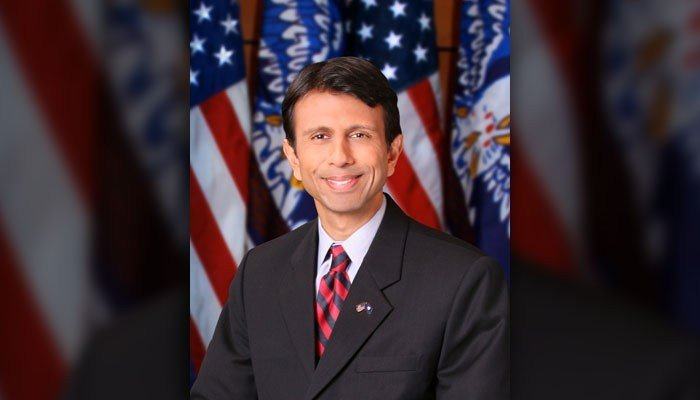 Louisiana Gov. Bobby Jindal running for president. (Source: Office of Gov. Bobby Jindal)