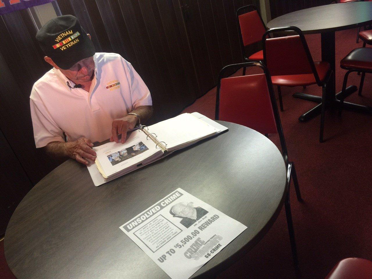 Wayne Kinard, friend of Jim Bolt. (FOX Carolina/ July 8, 2015)