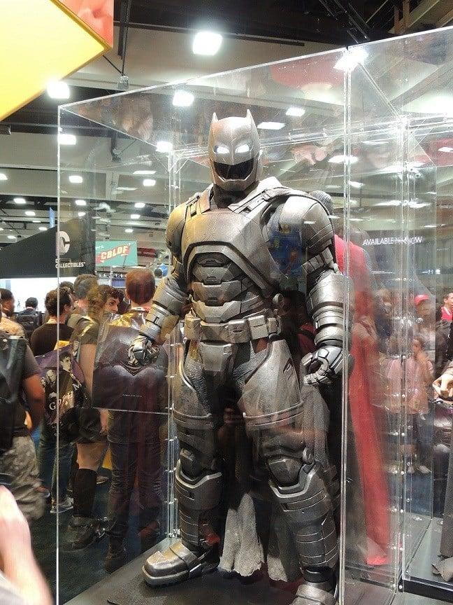 Batman Armor from Batman v Superman