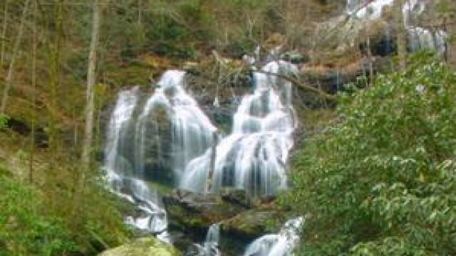 File/Catawba Falls. (Source: Hiking at Catawba Falls)