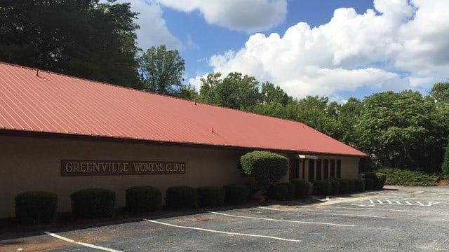 Greenville Women's Clinic (FOX Carolina 9/11/2015)