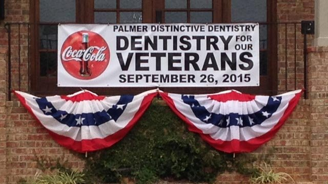 The procedures are on a first come, first serve basis. (Sept. 24, 2015/FOX Carolina)