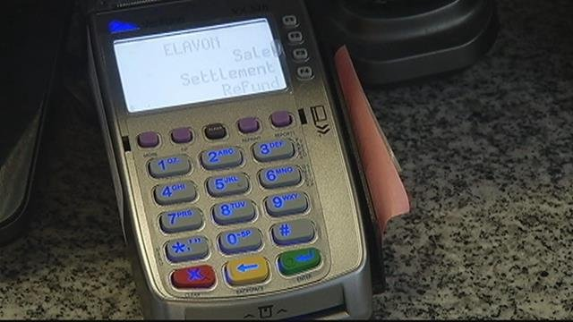 Retailers are making the switch to EMV card machines. (File/FOX Carolina)