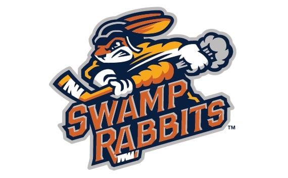 Greenville Swamp Rabbits ECHL hockey team logo (File)