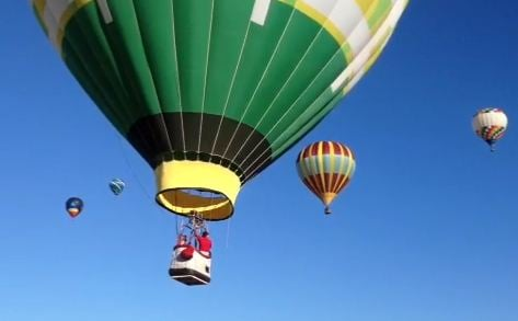Balloons Over Anderson (File)