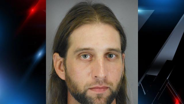 Kevin Parker (Source: Spartanburg County Sheriff's Office)