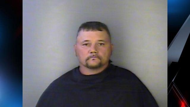Suspect arrested after man's throat slashed at Greenwood ...