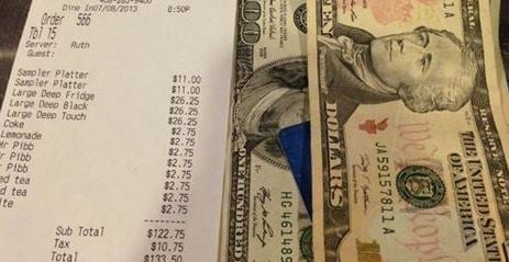 Could tips soon go away at some local Greenville restaurants?