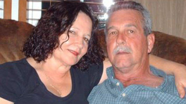 Cathy and Mike Scott, two of four people reportedly found dead in Pendleton on Monday, are pictured in this photo provided by family.