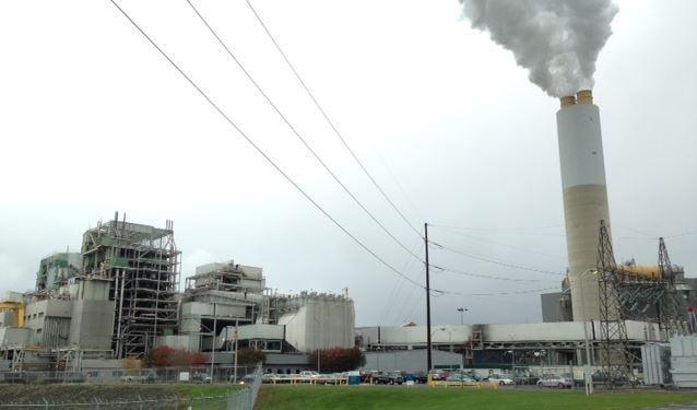 Duke Energy Power Plant Tour
