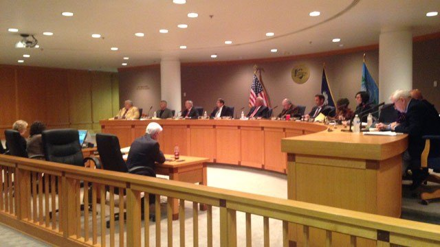 Greenville County Council approved a resolution Tuesday requesting the refugees not be resettled in Greenville County and that state funds not be used for refugee resettlement. (FOX Carolina 11/17/2015)
