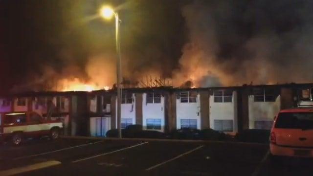 Five lives were lost in the fire. (File/FOX Carolina)