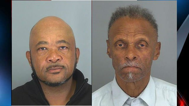 Miller (left) and Fowler (Courtesy: Spartanburg Co. Sheriff's Office)