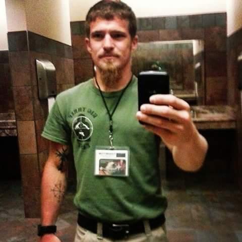 Clint Moore, accused of shooting Justin Pritchett Nov. 24 (FOX Carolina)