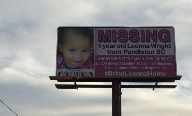 Activist pushes Leonna's Law for missing children