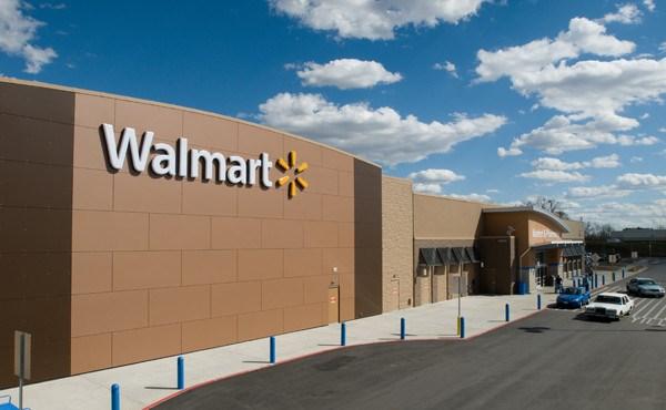 Walmart's hurricane relief efforts. (Source: Walmart)