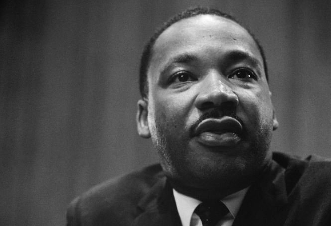 Dr. Martin Luther King Jr. (Wikipedia)