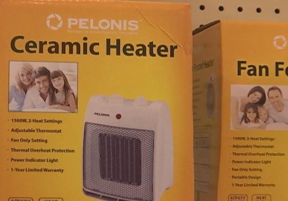 Space heater. (Source: Fox Carolina)