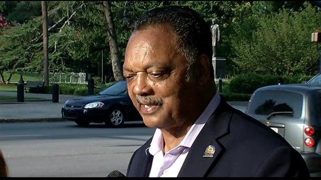 Rev. Jesse Jackson (file/FOX Carolina)