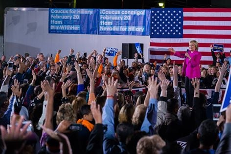 Clinton in Nevada (HillaryClinton.com)