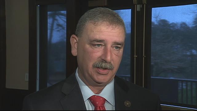 Sheriff Chuck Wright (FOX Carolina/File)