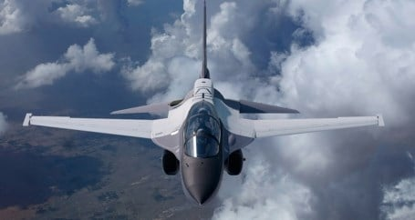 The T-50A jet (Courtesy: Lockheed Martin)