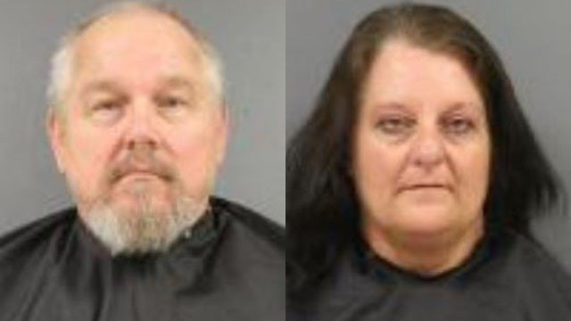 Joseph Reynolds and Gina Reynolds (Source: Cherokee Co. Detention)