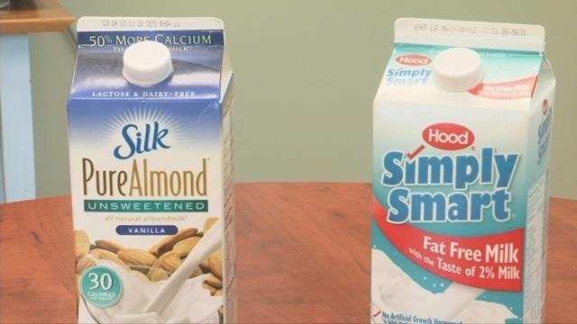 FDA debates re-defining the term milk. (FOX Carolina/ July 19, 2018)