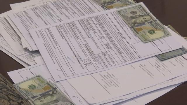 Counterfeit money reports (FOX Carolina)