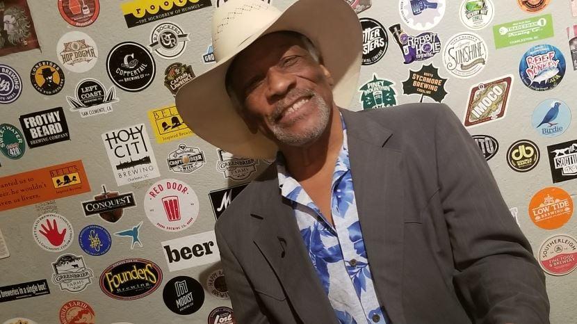 Mac Arnold at Swap Rabbit Brewery (July 20, 2018)