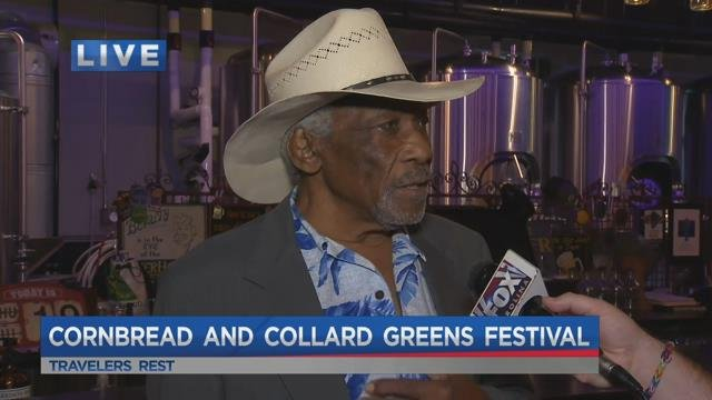 Mac Arnold's Cornbread and Collard Greens Festival heads to Travelers Rest