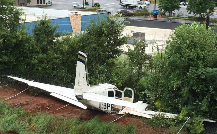 Restaurant: Owner on plane that skidded at Greenville airport, uninjured after incident