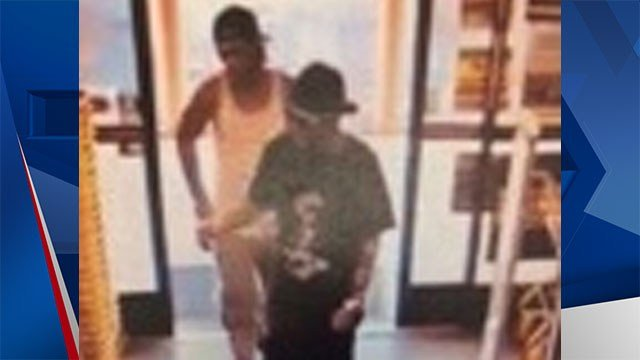 Police need help identifying these 2 men (Source: Marion PD)